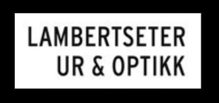 Rabatt hos Lambertseter Ur og Optikk
